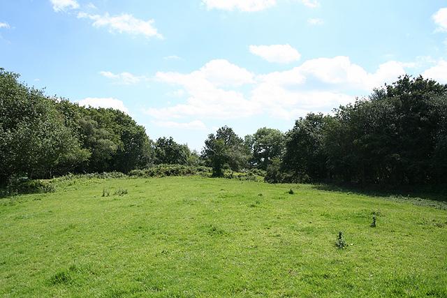 Membury: Membury Castle