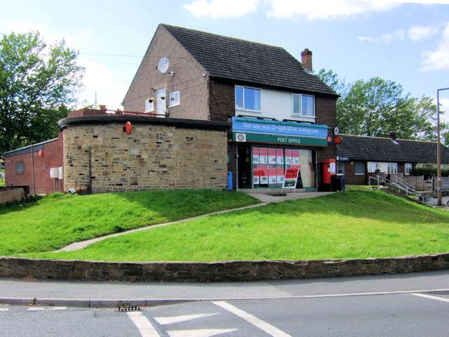 Keldregate Post Office,Deighton