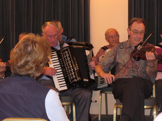 Orcadian Accordion