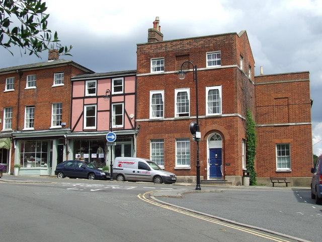 Market Hill Woodbridge