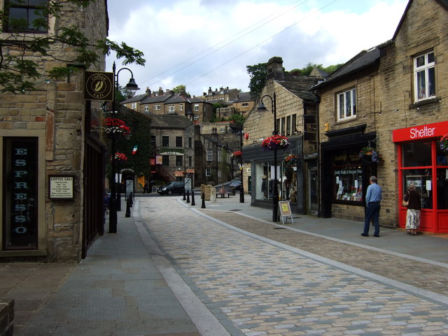 Bridge Gate, Hebden Bridge