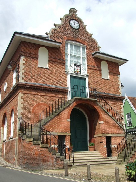 Shire Hall Woodbridge