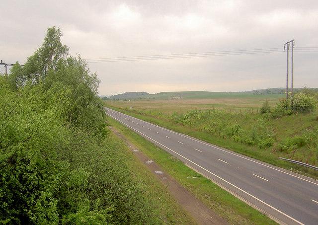 Grimethorpe bypass.