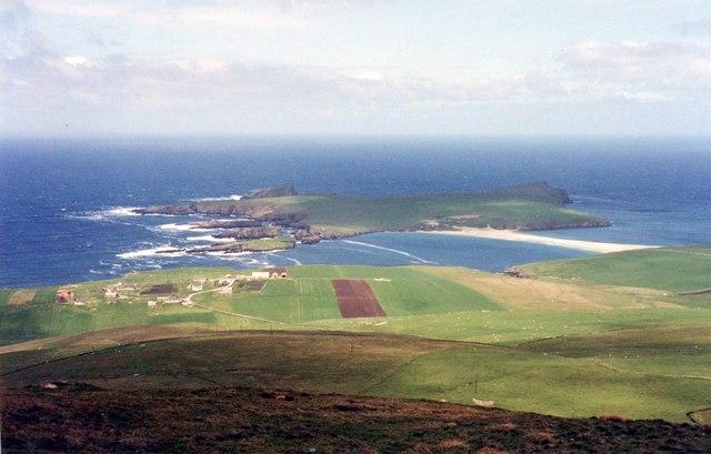 St Ninian's Isle, Shetland