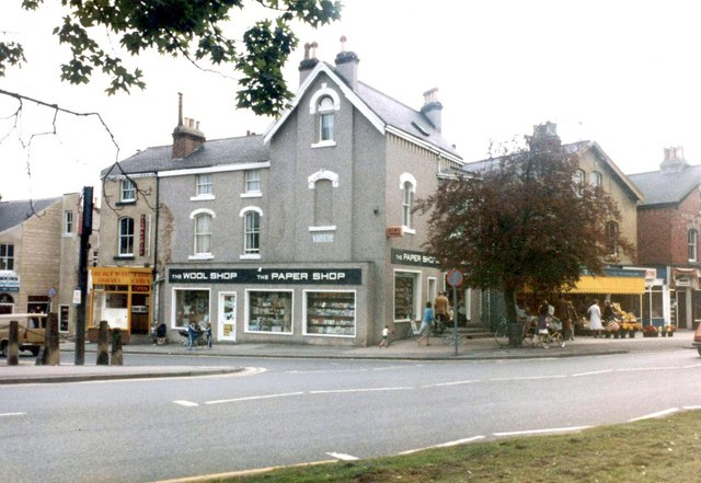 2A Mount Street & 57 Leeds Road, Oatlands Mount, 1981