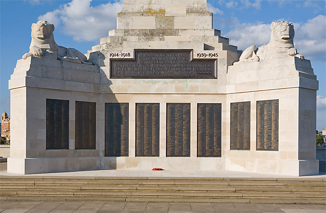 Royal Navy War Memorial, Portsmouth