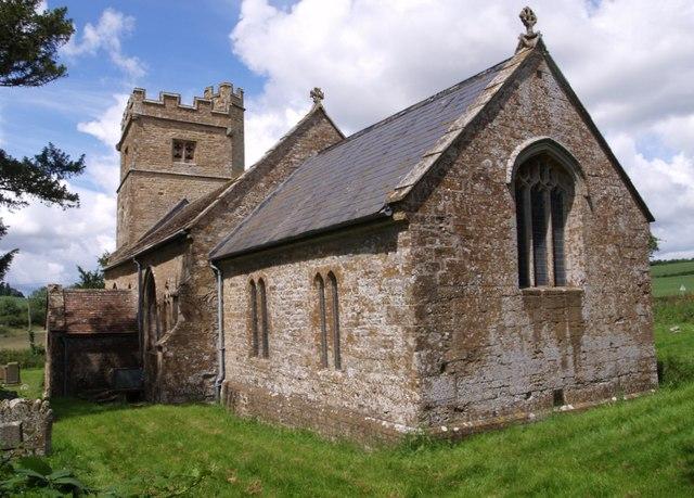 Church, Seavington St Mary