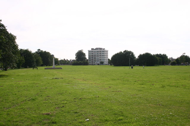 Goldington green