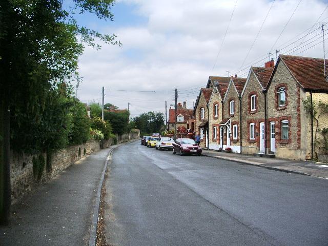 North Street, Marcham
