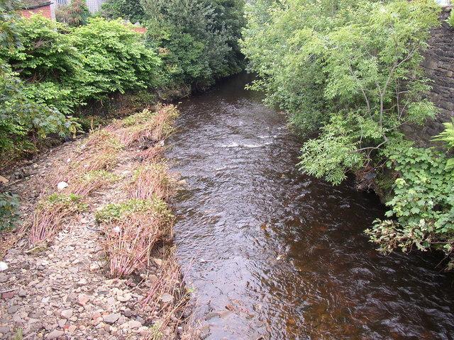 River Colne, Paddock Foot, Marsh, Huddersfield