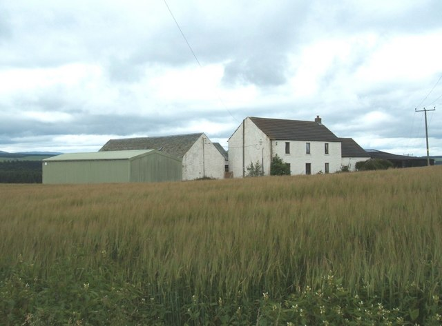 Mid Rottearns Farm