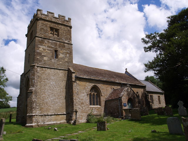 Church, Seavington St Mary