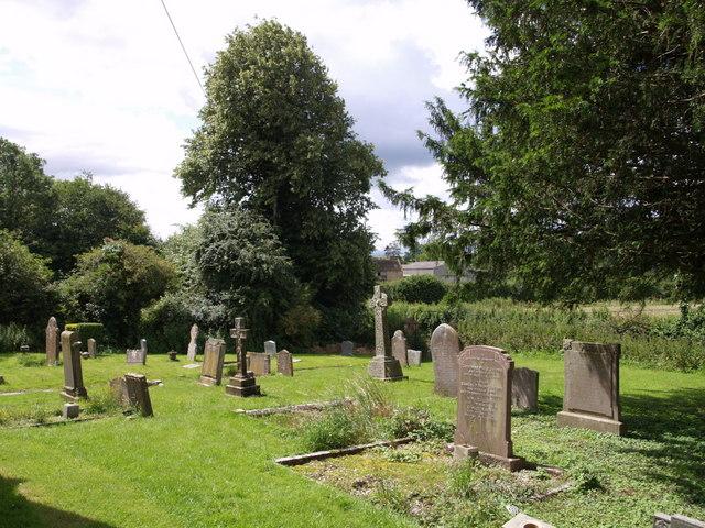 Churchyard, Seavington St Mary