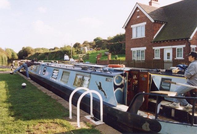 Braunston top lock (6)