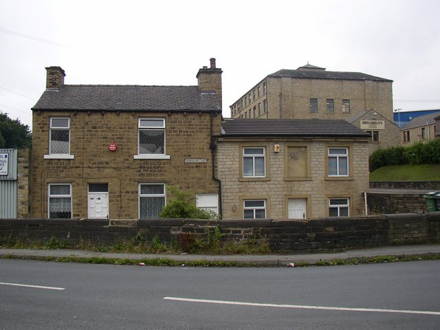 Houses, Birkhouse Lane, Paddock Foot, Marsh, Huddersfield
