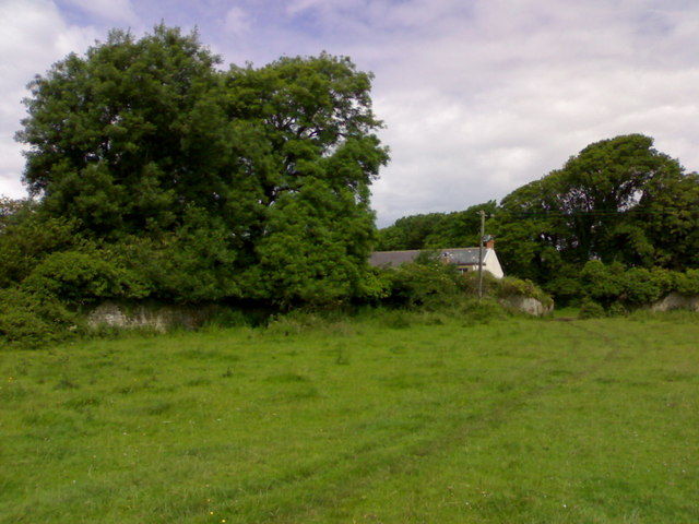Footpath to Old Henllys