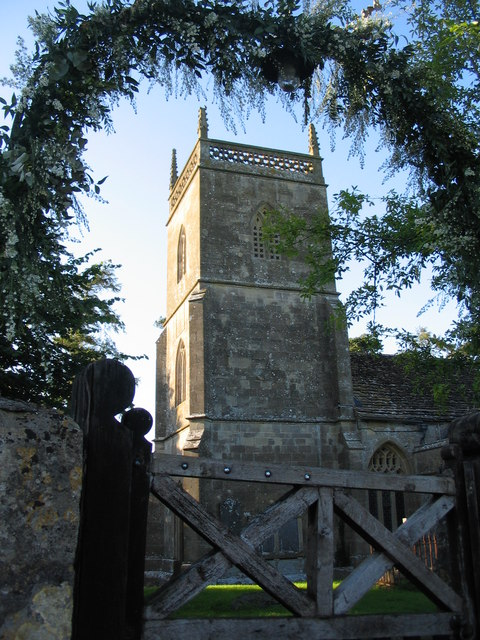 The tower of St. James, Milton Clevedon