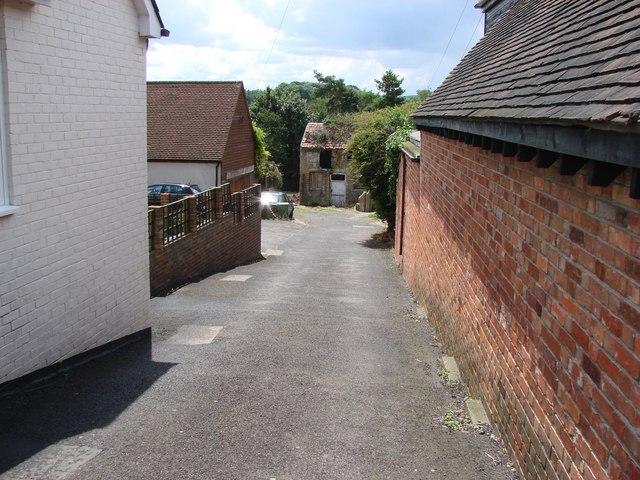 Gas Street, Boughton Street, Kent