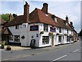 TR0559 : The White Horse Pub, The Street, Boughton Street, Kent by Bill Henderson