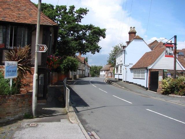 The Street, Boughton Street, Kent.