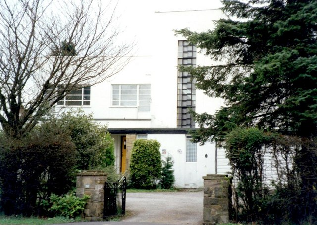 Art Deco in Leeds Road, Harrogate