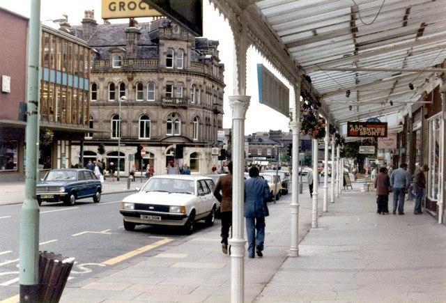 Station Hotel, Harrogate, 1981