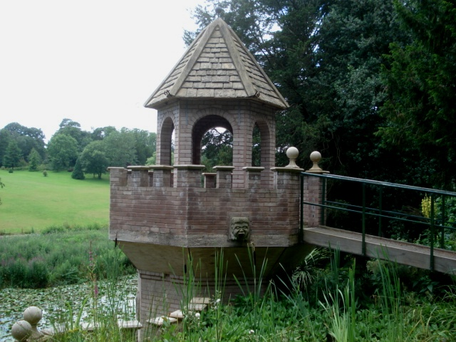 The Tower at Kyre Park gardens