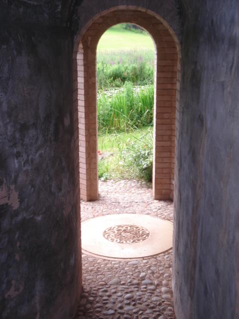 The Tunnel at Kyre Park Garden