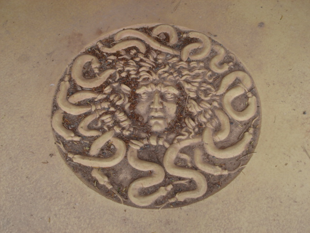 Detail of floor at The Tower