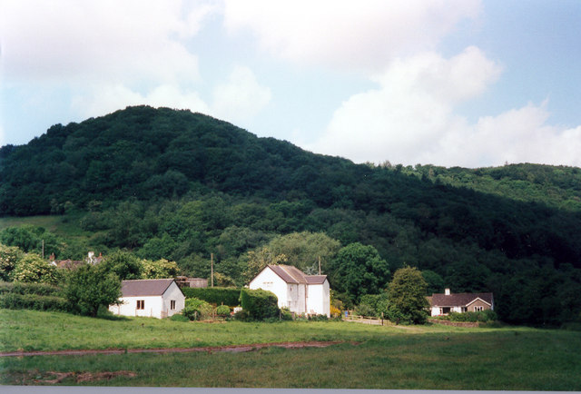 Houses at Whitebrook