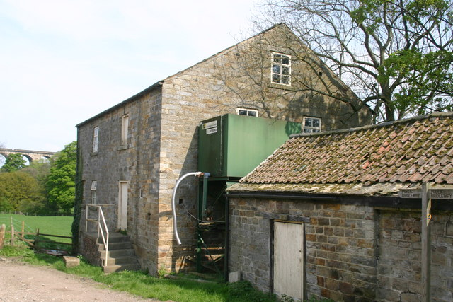 Fulwith Farm mill