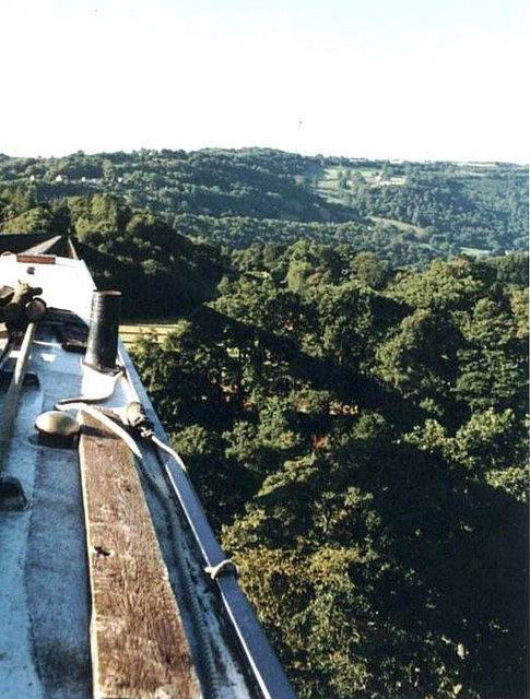 2001 : Pont Cysyllte Aqueduct