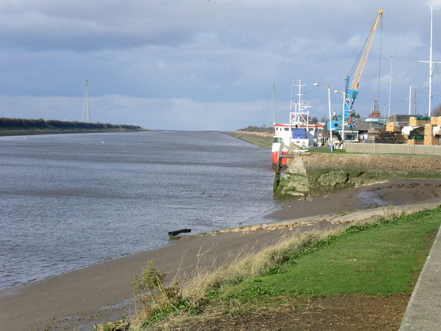 River Great Ouse, Kings Lynn.