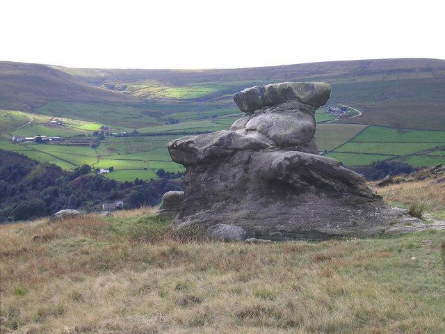 The Basin Stone
