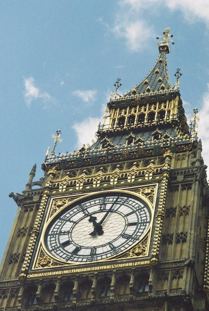 Westminster: The Clock