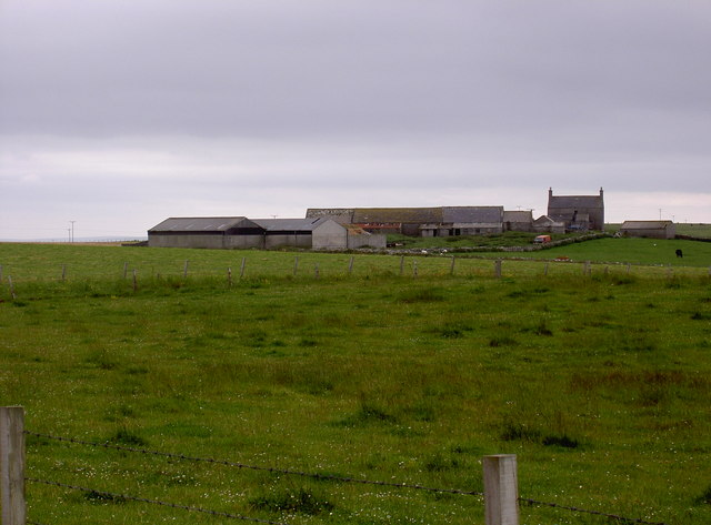 Farm of Bu, Rapness, Westray