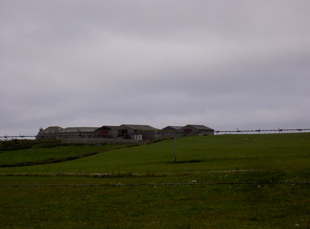Farm of Hammar, Rapness, Westray