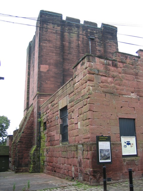 The Agricola Tower, Chester Castle