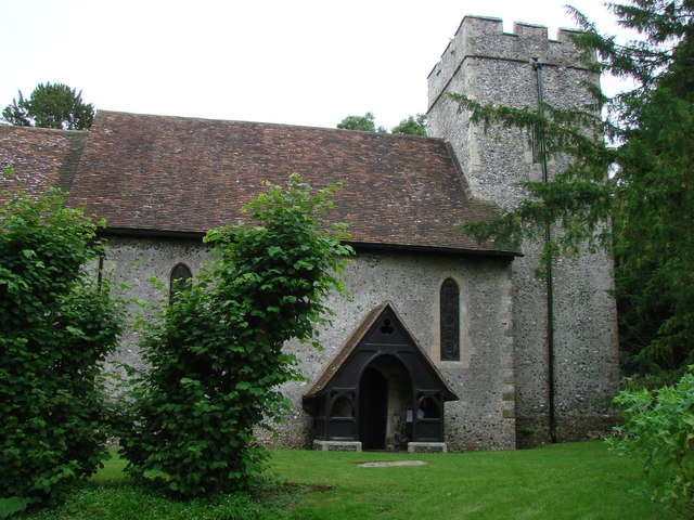 St Mary Magdalene's Church, Denton. Kent.
