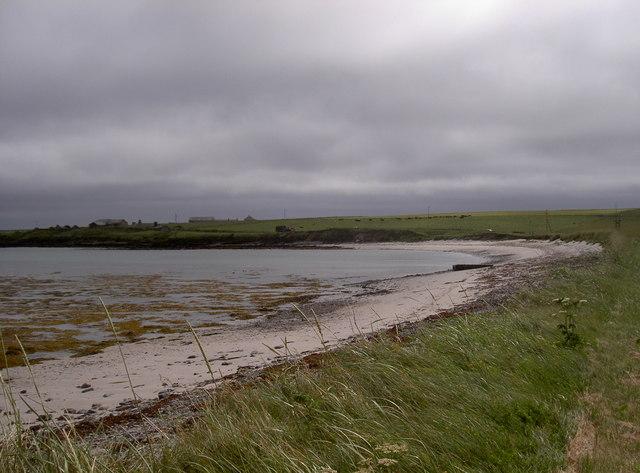 Bay of Swartmill, Westray