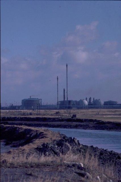 Phillips Norsea refinery