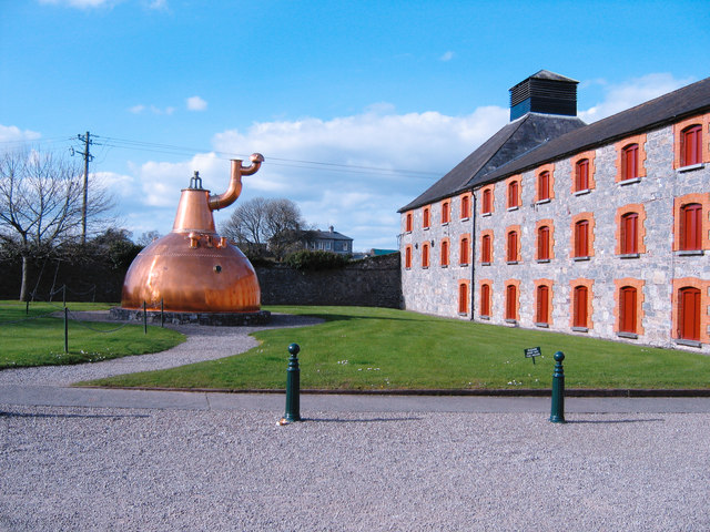 Jameson's Old Distillery, Midleton