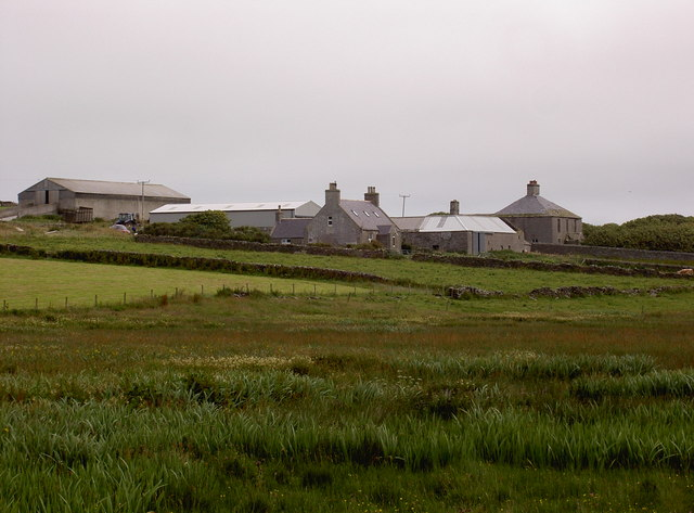 Farm of Fribo, Westside, Westray