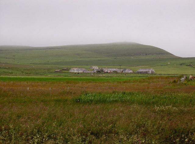 Traditional Farm Steading, Lengemire, Westray