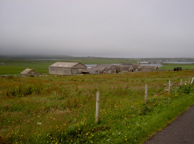 Croft of Quoys, Westray