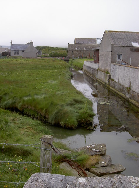 Mill Burn, Westray