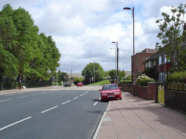 Bank's Road, Garston