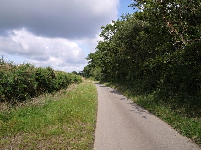Lane at Worth