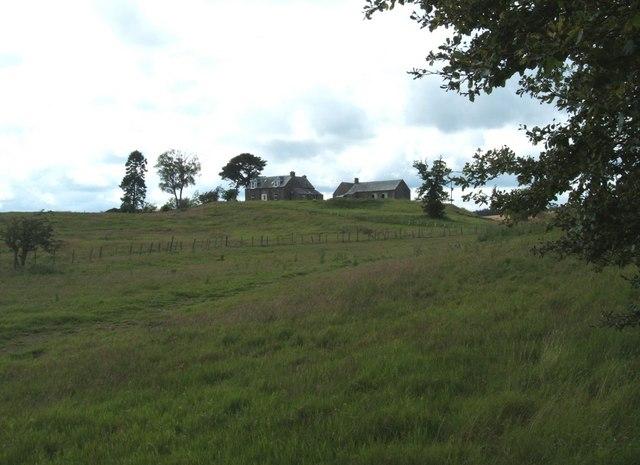 North West towards Kirkton