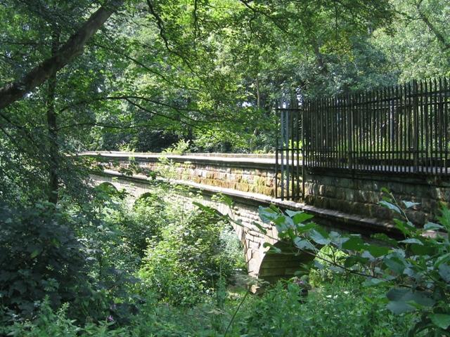 Seven Arches Aqueduct over Adel Beck #2